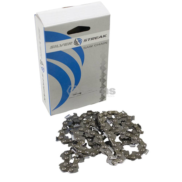 "Chainsaw Chain Pre-Cut Loop 64 DL .325"", .058, S-Chisel Standard (Stens 096-4647)"