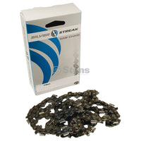 "Chainsaw Chain Pre-Cut Loop 74 DL .325"", .063, S-Chisel Standard (Stens 096-5747)"