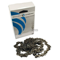 "Chainsaw Chain Pre-Cut Loop 72 DL .325"", .058, S-Chis Reduced Kick (Stens 097-4727)"