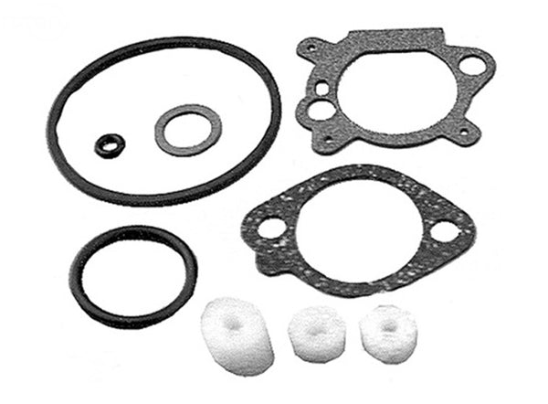Set Gasket Carburetor Briggs & Stratton (Rotary 10931)