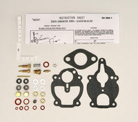 Gravely Model L - Carburetor Kit (13796, 13797, 13798)