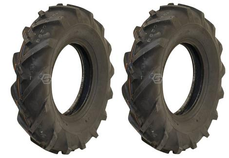 Tires for Troy-Bilt/MTD Tiller 4.80/4.00-8 Set of 2 (1234-1)