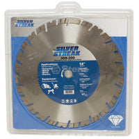 "Turbo Segmented Blade 14"" Alternating Turbo Segmented Blade (Stens 309-200)"