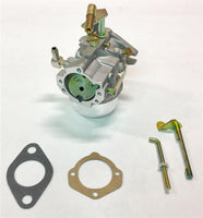 Carburetor for Kohler 10HP K241 & 12HP K301 #26 w/2 Choke Shafts & 2 Mounting Gasket