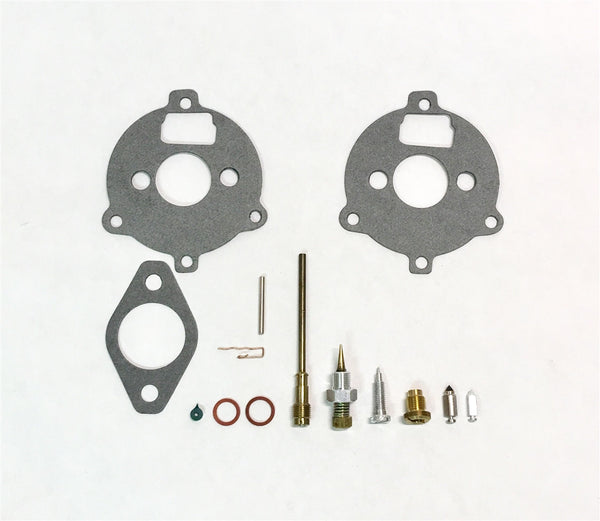 Carburetor Kit for Briggs & Stratton 394693, 291763, 295938 Models 14 B FB R6D (B11305)