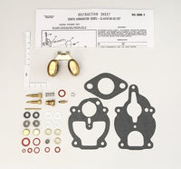Gravely Model L - Carburetor Kit for Aluminum and Cast Iron with Carburetor Float (13796, 13797, 13798, 13720, C85-103)