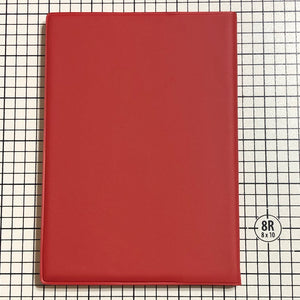 MUJI 2021 Monthly Weekly Yearly Planner RED A6 - USA Seller