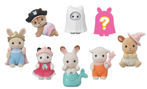 Calico Critters Sylvanian Families 35th Anniversary Baby Costumes Blind Bag NEW