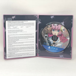 "Catherine ""Full Body"" Steelbook - Case & Game - NEW / Unplayed"