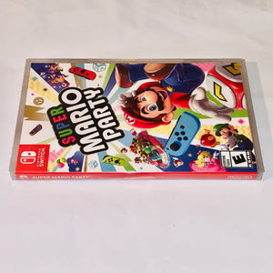 Super Mario Party (Nintendo Switch) BRAND NEW