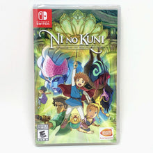 Ni No Kuni: Wrath of the White Witch (Nintendo Switch) BRAND NEW!