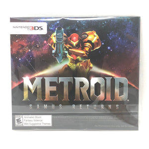 Metroid Prime Samus Returns Promotional Keychain (RARE)