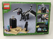 LEGO Minecraft - The End Battle (222 Pcs.) - #21151 - BRAND NEW!
