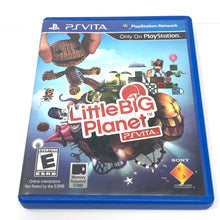 Little Big Planet PSVITA (Sony Vita / TV) CASE ONLY - NO GAME! EBTG
