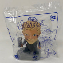 Thor from Avenger's End Game - McDonald's Happy Meal Toy - #22 April 2019 (NEW)