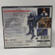 Xenogears (Sony PSX, Playstation 1) Black Label - Good Condition