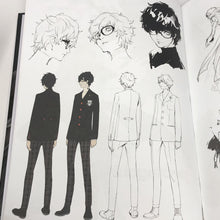 "Persona 5 Art Book ""The Aesthetics"" (Open Box) Excellent Condition!"