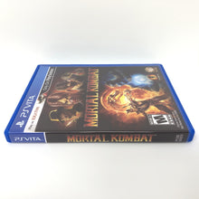 Mortal Kombat (PS Vita) REPLACEMENT CASE ONLY - NO GAME