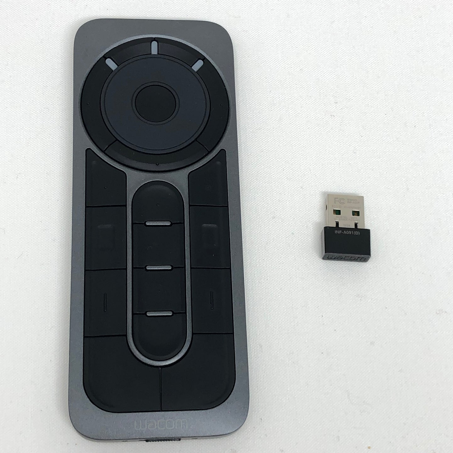 Wacom Express Key Remote (Cintiq/Intuos) + USB Dongle - Great Condition
