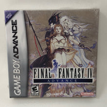 Final Fantasy IV Advance (Nintendo GameBoy Advance / GBA) BRAND NEW