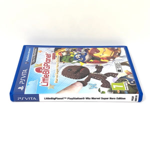 Little Big Planet Marvel Edition (PS Vita) REPLACEMENT CASE ONLY - NO GAME