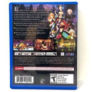 Odin Sphere Leifthrasir (PS Vita) REPLACEMENT CASE ONLY - NO GAME