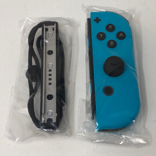 Nintendo Switch Joy-Con Controller (Neon Blue, Right Only) NEW & UNUSED!