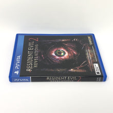 Resident Evil Revelations 2 (Sony PS Vita) Multi-Language Custom Replacement CASE ONLY