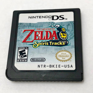The Legend of Zelda: SPIRIT TRACKS (Nintendo DS/DSi/2DS/3DS/new3DS/XL) GAME ONLY