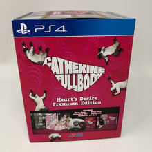 "Catherine Full Body ""Heart's Desire"" Premium Edition (Empty BOX and Slip Case ONLY) EBTG"