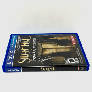 Silent Hill Book of Memories (Sony PS Vita) COMPLETE & OEM