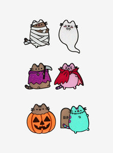 Pusheen Halloween 2020 Collectible Enamel Pins (NEW) - Pick Your Style! ^_^
