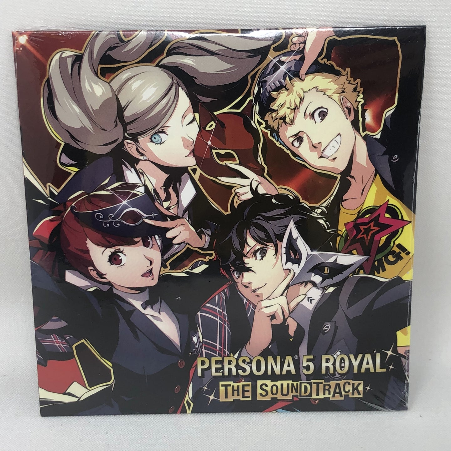 Persona 5 Royal - The Soundtrack Audio CD - BRAND NEW! Phantom Thieves Version