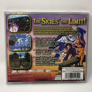 Skies of Arcadia (Sega Dreamcast) COMPLETE & Near Mint!