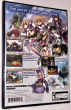 Ar Tonelico: Melody of Elemia (Sony PlayStation 2 / PS2) BRAND NEW