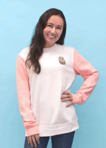 Pusheen 10th Anniversary Sushi Crewneck Sweatshirt (NEW, L) Winter 2020 Pusheen Box