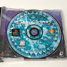 Star Ocean: The Second Story (Sony PlayStation, PSX) COMPLETE