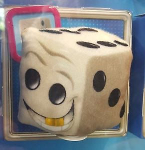 "Emoji Movie ""Dice"" McDonald's Happy Meal Toy #6"