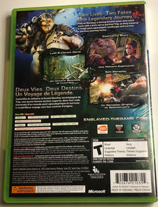Enslaved: Odyssey to the West (Xbox 360) COMPLETE