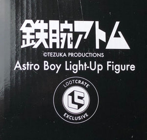 Astro Boy Light Up Figure (Loot Crate Anime Exclusive) NEW & Limited Edition