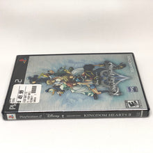 Kingdom Hearts II / 2 (PS2) NEW Black Label