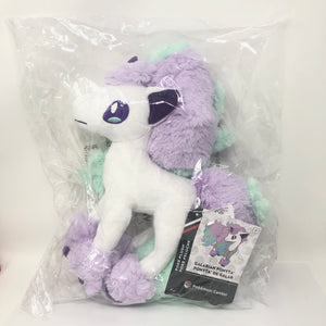 "Galarian Ponyta Pokémon Plush (11.25"") Official Pokémon Center NEW"