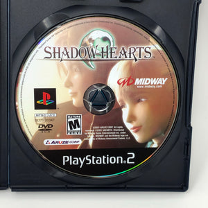 Shadow Hearts (Sony PlayStation 2, PS2) COMPLETE & Excellent