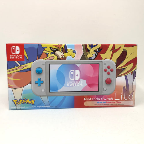 Nintendo Switch Lite - Zacian and Zamazenta Edition USA Version (BRAND NEW!)