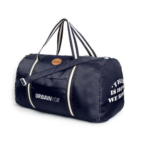 DUFFLE URBAINIION NAVY BLUE