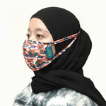 KANSI MASK RAFFLES WORLD
