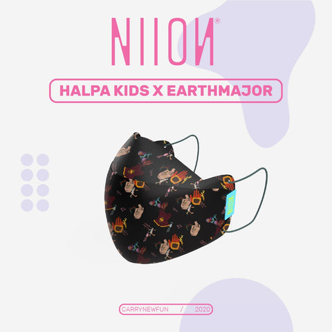 HALPA KIDS X EARTH MAJOR