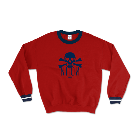 CREWNECK URBAINIION RED