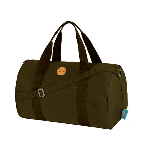 DUFFLE PREMIUM FOREST GREEN