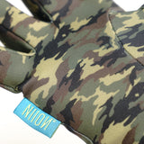 AOLA GLOVES CAMO DARKBROWN